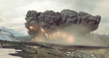 Super Volcano Yellowstone