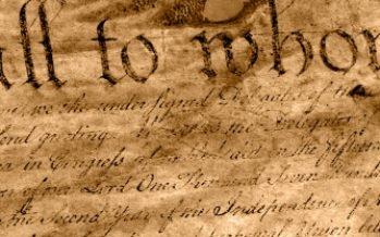 Articles of Confederation 1781 – 1788