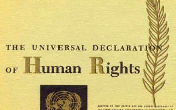 UNIVERSAL Declaration of Human Rights 1948